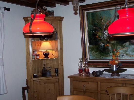 Domaine de La Mésange: Salle à manger