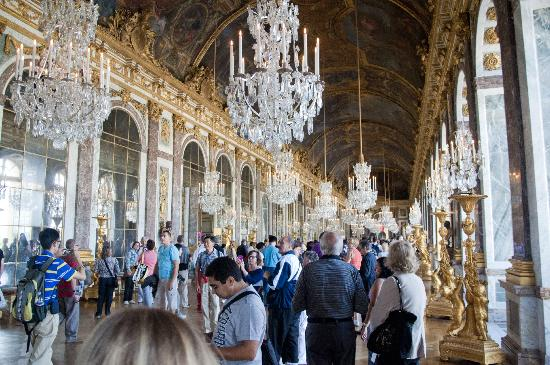 Rooms: Picture Of Chateau De Versailles, Versailles