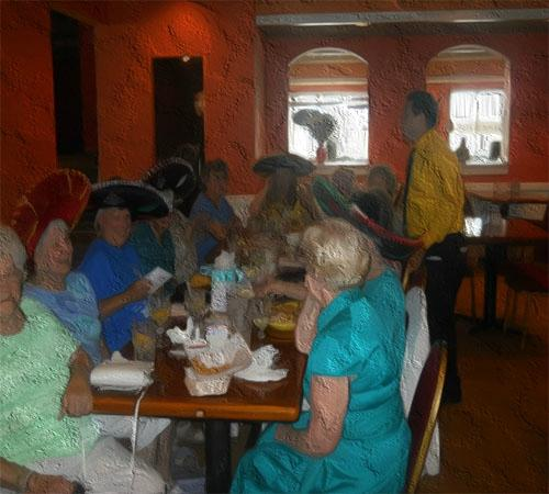 Salsa's Mexican Grille: A great place for a fun meal!