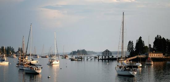Harbour Towne Inn on the Waterfront: Beautiful Days!
