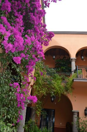 Antigua Capilla Bed and Breakfast: :)