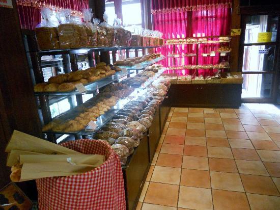 Bali Deli: Breads