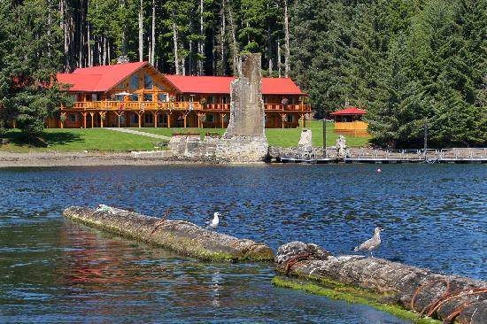 Queen Charlotte Lodge  Haida Gwaii  Queen Charlotte