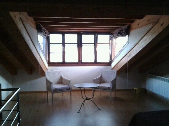 Apartamentos El Cordial de Fausto: otra vista de la habitacion