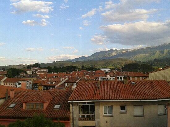 Apartamentos El Cordial de Fausto: vistas desde la habitacion