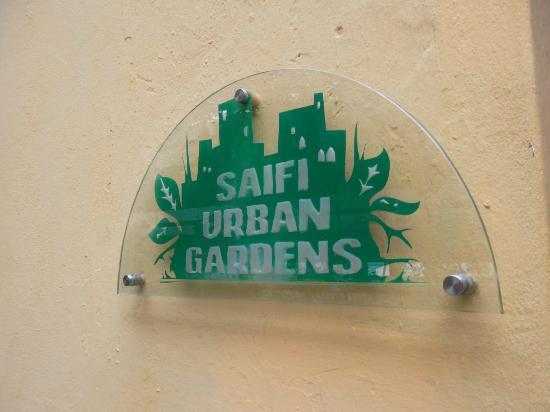 Saifi Urban Gardens: Saifi
