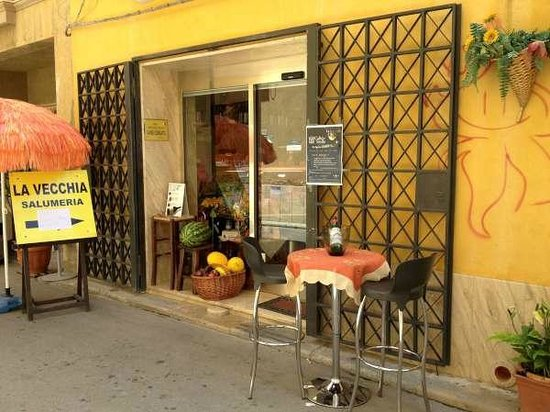 La vecchia salumeria marsala restaurantanmeldelser for La vecchia roma ristorante roma