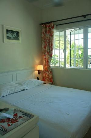 Puncak Inn: Room with great view