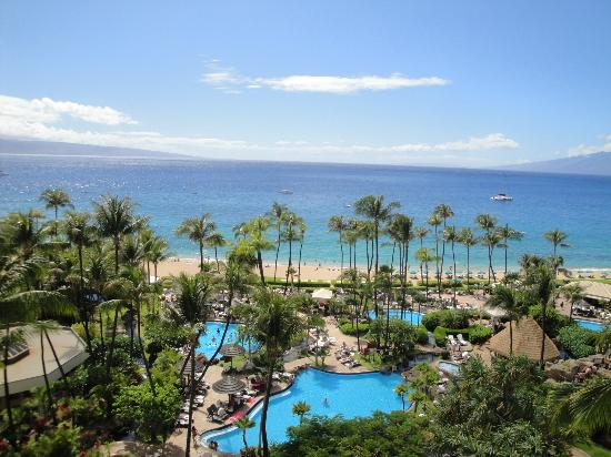 The Westin Maui Resort & Spa : View from our room