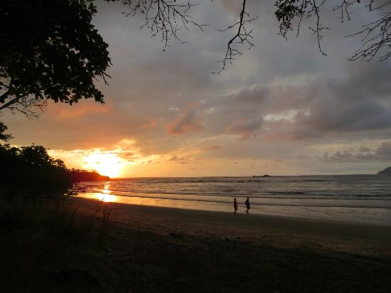 Hotel Capitan Suizo Beach Front Hotel Boutique: Spectacular Tamarindo beach