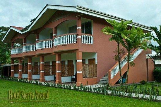 Balcones Privados con vista al Volcán Arenal, Hotel Sierra Arenal