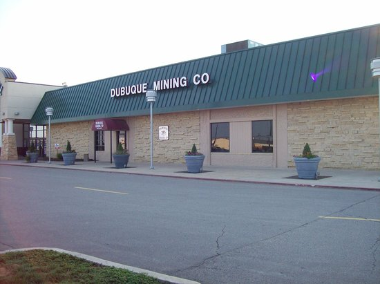 Dubuque Mining Company: DBQ Mining Co @ JFK Mall