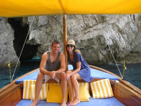 Capritime Tours : Boat Tour