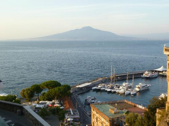 Sorrento and the Bay of Naples - Picture of Terrazza delle Sirene ...