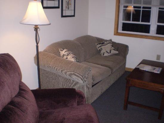 Blair House : living room