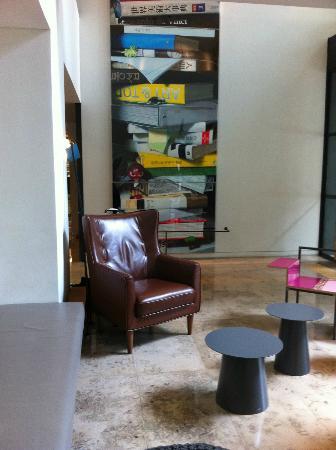 Hotel La Casa Seoul: The lobby