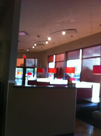 Smashburger: view from your booth