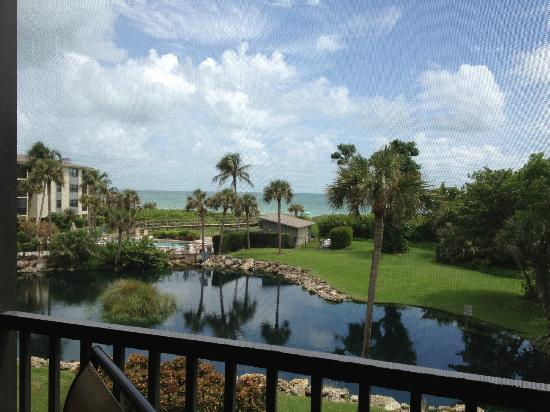 Sand Pointe Condominiums : View from the lanai!