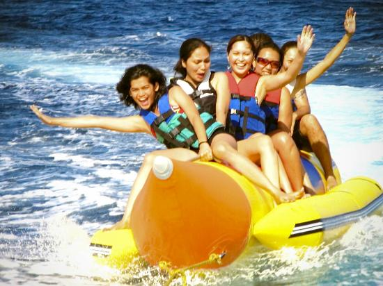 Marine Tour - Scotty's Action Sports Network: Banana Boat