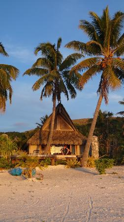 Aitutaki Escape: villa 3