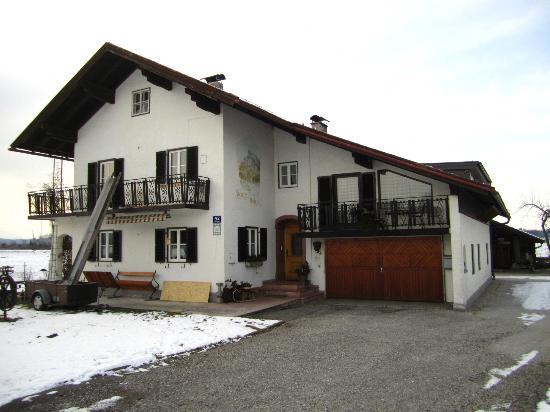 Haus Reichl Reiterweg B&B: Haus Reichl Reiterweg in winter