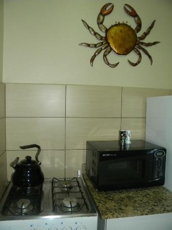 Coqui del Mar Guest House: Kitchen