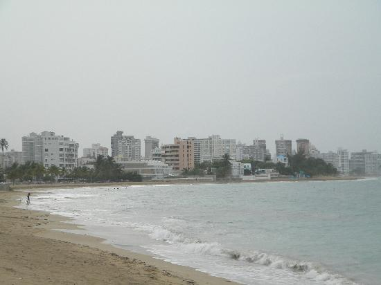 Coqui del Mar Guest House: Beach View
