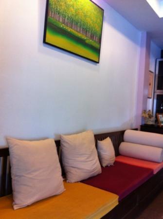 Athome Hotel @Nanai 8 & Thai Kitchen: lobby