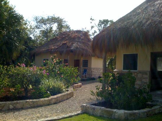 Palapa photo de bacalar lagoon resort bacalar tripadvisor for Hotel luxury villas bacalar