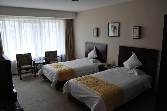 Ruyi Business Hotel Beijing: Our room