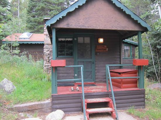 Peaceful Valley Resort and Conference Center : Smallest Cabin