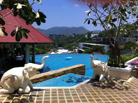 Aquamarine Resort & Villa : Pretty pool