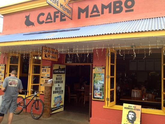 Cafe Mambo: Street view
