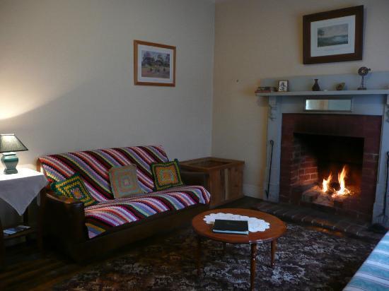 Taranna Cottages : Cosy lounge