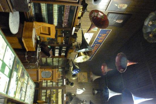 Donley's Wild West Town: Museum