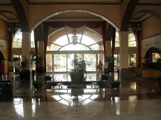Villa del Palmar Flamingos Beach Resort & Spa Riviera Nayarit: lobby