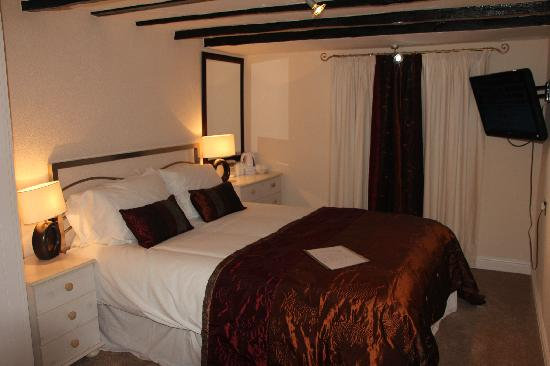 The Old Manor House at North Somercotes: Ground floor King size Room