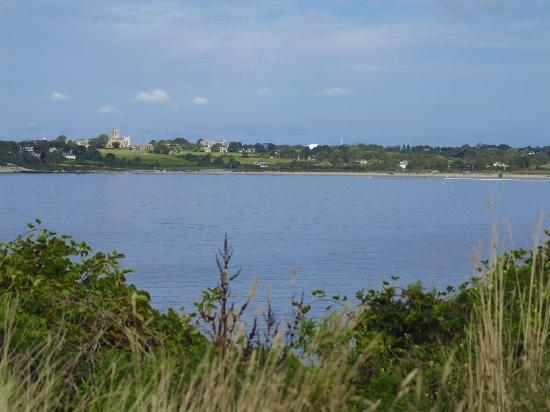 Sachuest Point National Wildlife Refuge : Ocean View Trail