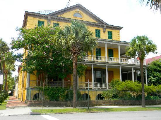 Historic aiken rhett house picture of aiken rhett house for Aiken house