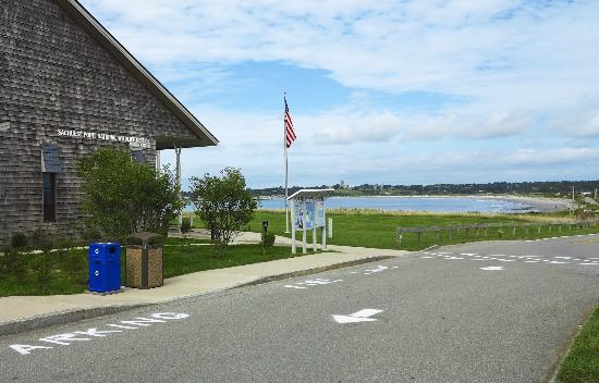 Sachuest Point National Wildlife Refuge: Visitor's Center
