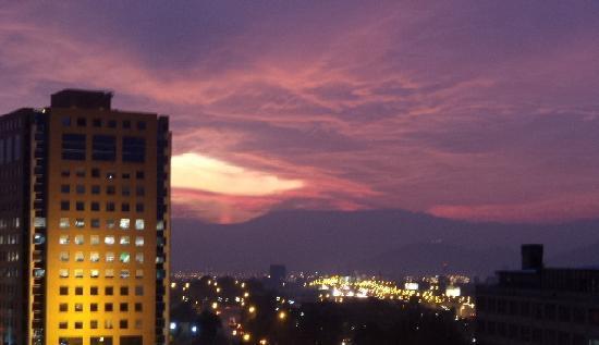 Elegebe Apartments: vistas