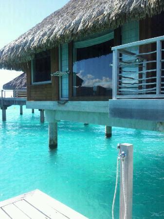 Pool - InterContinental Bora Bora Resort & Thalasso Spa: 1