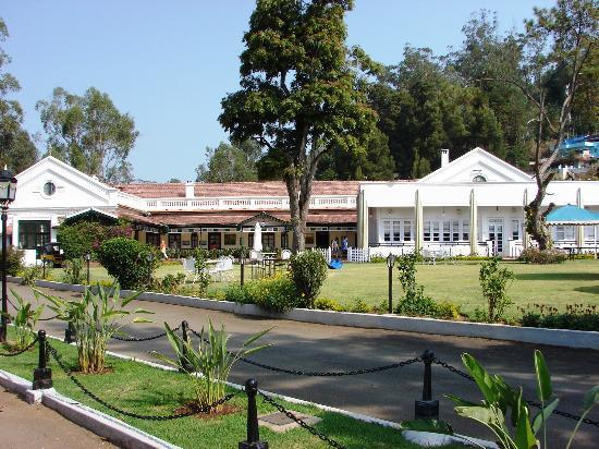 Taj Savoy Hotel, Ooty: View of the property