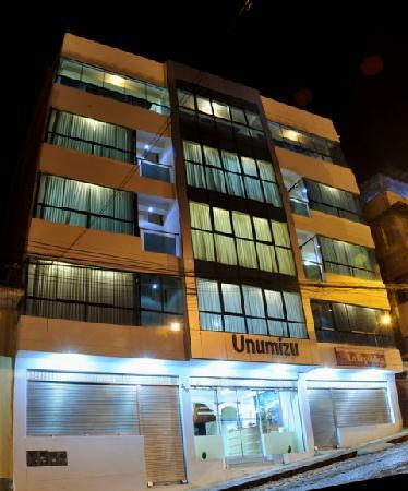 Hotel Unumizu Cusco: Front of Unumizu 1