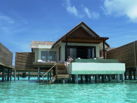 Niyama Private Islands Maldives : Water villa