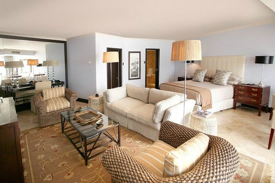 Beverly Hills: Cabana suite No 1