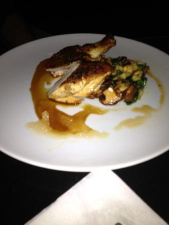 Heathman Restaurant & Bar: Chicken De Jour