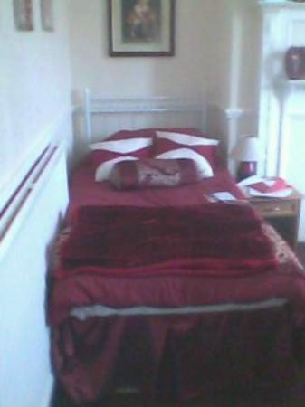 Malvern Guest House: Single bed