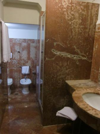 Best Western Hotel Stella D'Italia : Bathroom