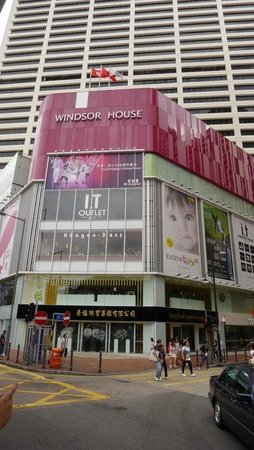Windsor house near victoria park in causeway bay picture for Windsor house